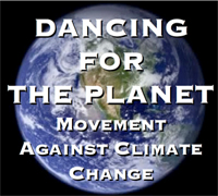 dancing for the planet